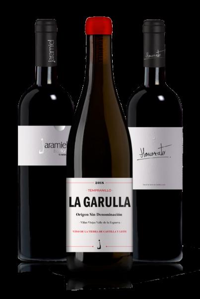 Bodegas Honorato Calleja – Tienda - Jaramiel + La Garulla + Honorato