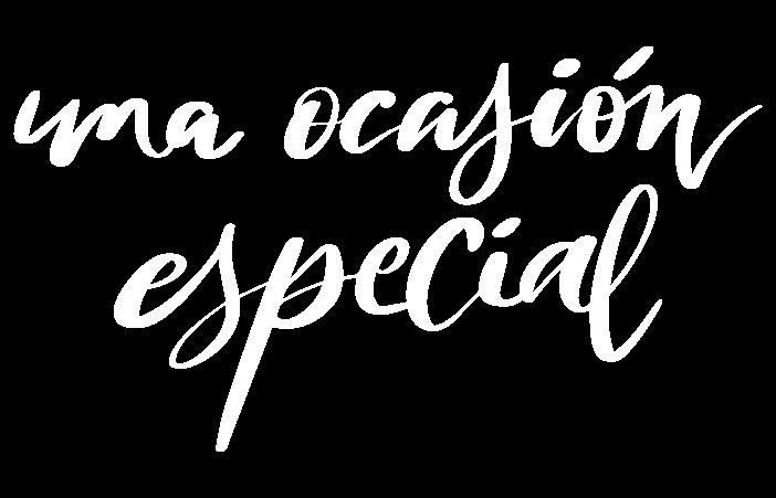 Una ocasión especial